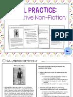 Narrative NF Practice