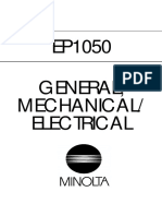 Minolta Ep1050 General