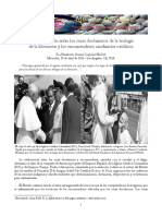 La Colaboración Entre Los Curas Doctrineros de La Teología de La Liberación y Los Encomenderos Sandinistas-católicos