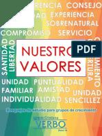 BOSQUEJO VALORES
