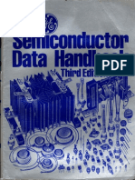 Ge Semiconductor Data Handbook 1977