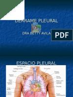Derrame Pleural )