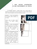 relatório fancoil