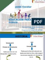 Expotaller Inclusión Escolar