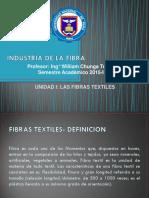 Industria de La Fibra Unidad II