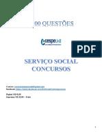 Apostila 1100 questões