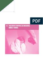 Violencia Familiar en El Peru