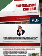Imperialismo Cultural en Latinoamérica