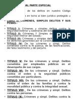 Derecho Penal Especial Sto. Tomas