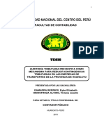 TESIS AUDITORIA TRIBUTARIA PREVENTIVA