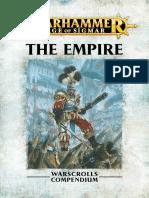 Warhammer Aos the Empire Fr