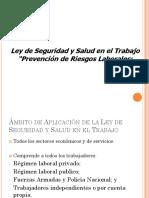Ley de Seg_salud Trabajo Exposicion