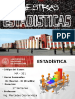 2.-Introduccion a La Estadistica