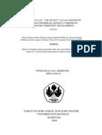 Fungsi Majalah CSR Review Dalam Meningkatkan Informasi Anggota CFCD