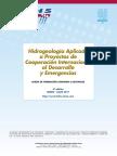 """4º Curso a distancia """"Hidrogeología Aplicada a Proyectos de Cooperación Internacional al Desarrollo y Emergencias"""""""