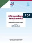 "6º Curso a distancia ""Hidrogeología fundamental"""