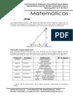 [PreUSM] G6-Geometria
