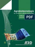 Agrobiotecnología en América Latina y el Caribe