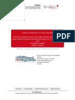 Producción de Biodiesel de Aceite Crudo de Palma Mediante Catálisis Heterogénea (1)