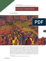 11 Eduardo Rinesi. de La Democracia a La Democratización (1)