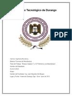 Polímeros y Su Manufactura
