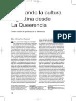 Delfino - Rapisardi - Cuirizando La Cultura Argentina