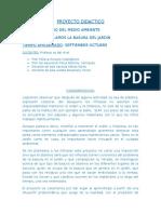 PROYECTO DIDACTICO cuidado del medio ambiente.docx