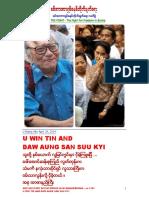 Anti-military Dictatorship in Myanmar 1203