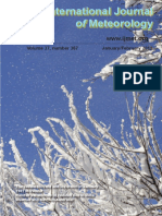 International Journal of Meteorology