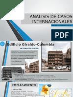 Analisis de Casos Internacionales