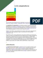 Arquitectura de computadoras.doc