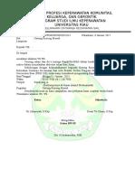 Surat Undangan Gotong Royong Tri