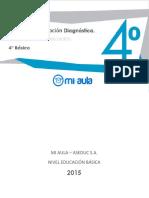Sep Lenguaje y Comunicacion Evaluacion Diagnostica 4 Basico 57629 20160306 20160302 164314