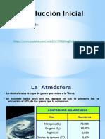 2. Meterología- Estructura de La Atmósfera