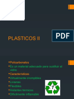 Plasticos II