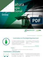 UTEL Licenciatura en Psicoligía Organizacional