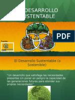 Desarrollo Sustentable Historia - Acuerdos