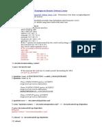 2) Konfigurasi Router Debian Lenny