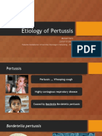Etiologi Pertussis - MK