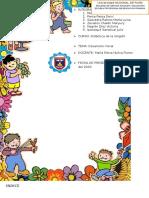 Monografia Del Desarrollo Moral Reparticion de Temas