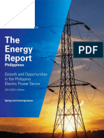 Energy Report Philippines