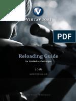 Vihtavuori Reloading Guide 2016 ENG Updt Feb 2016