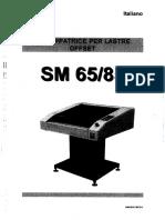 Lastra SM65 / SM85
