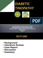 Lapsus Diabetic Retinopathy