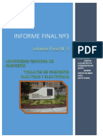 Informe Final Nº 3
