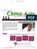 UTP - CALEDU - Recurso - Clima de Aula