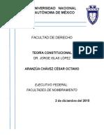 Ejecutivo Federal