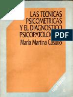 CASULLO Las técnicas psicométricas y el diagnóstico psicopatológico- Capitulo 4 ENTREVISTA DIAGNOSTICA INFANTO JUVENIL