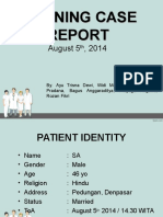 5 Agustus 2014 - DMT2 with diabetic foot.ppt