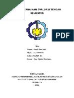 makalah tugas SKMA